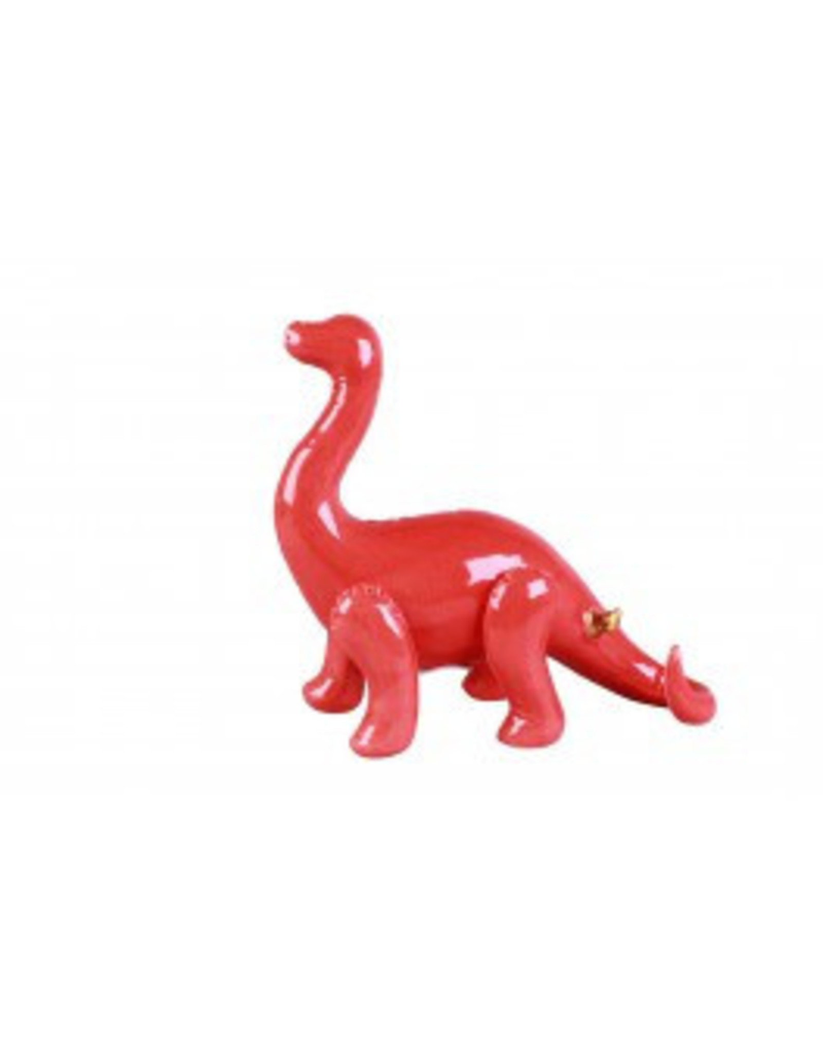 Kitchen Trend Dino spaarpot rood