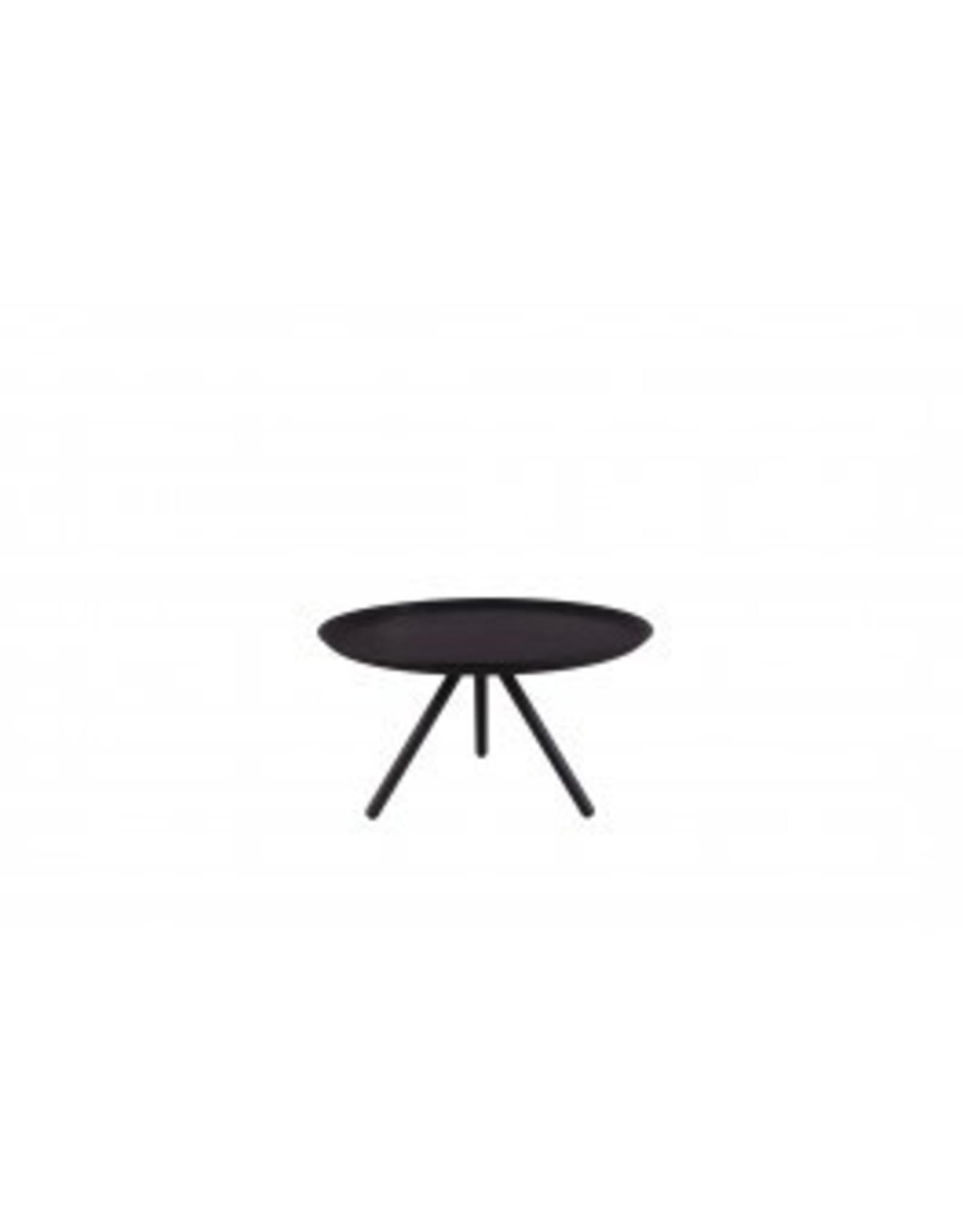 Kitchen Trend Plateau 3-poot klein mat zwart