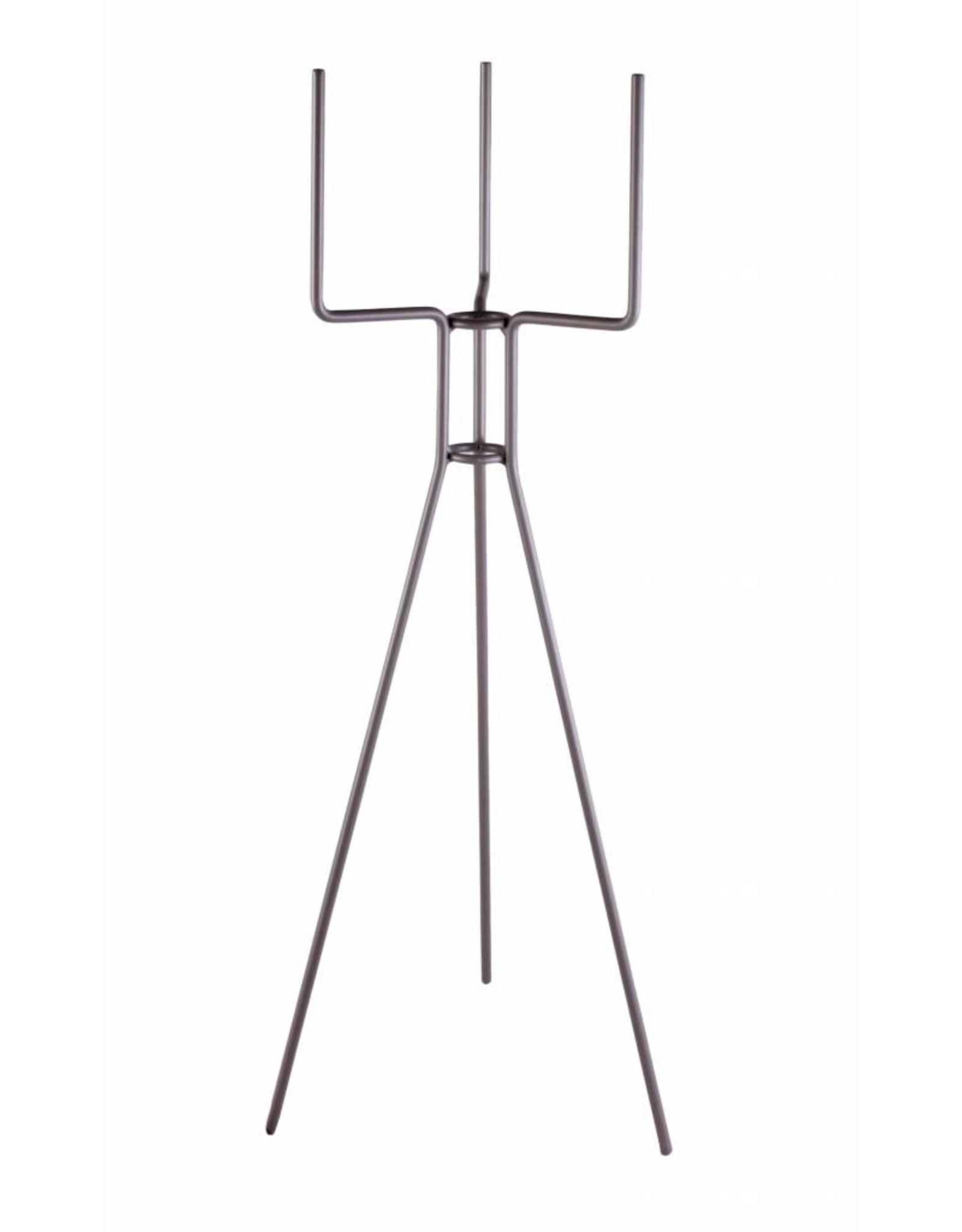 Kitchen Trend Plantenstandaard medium mat taupe