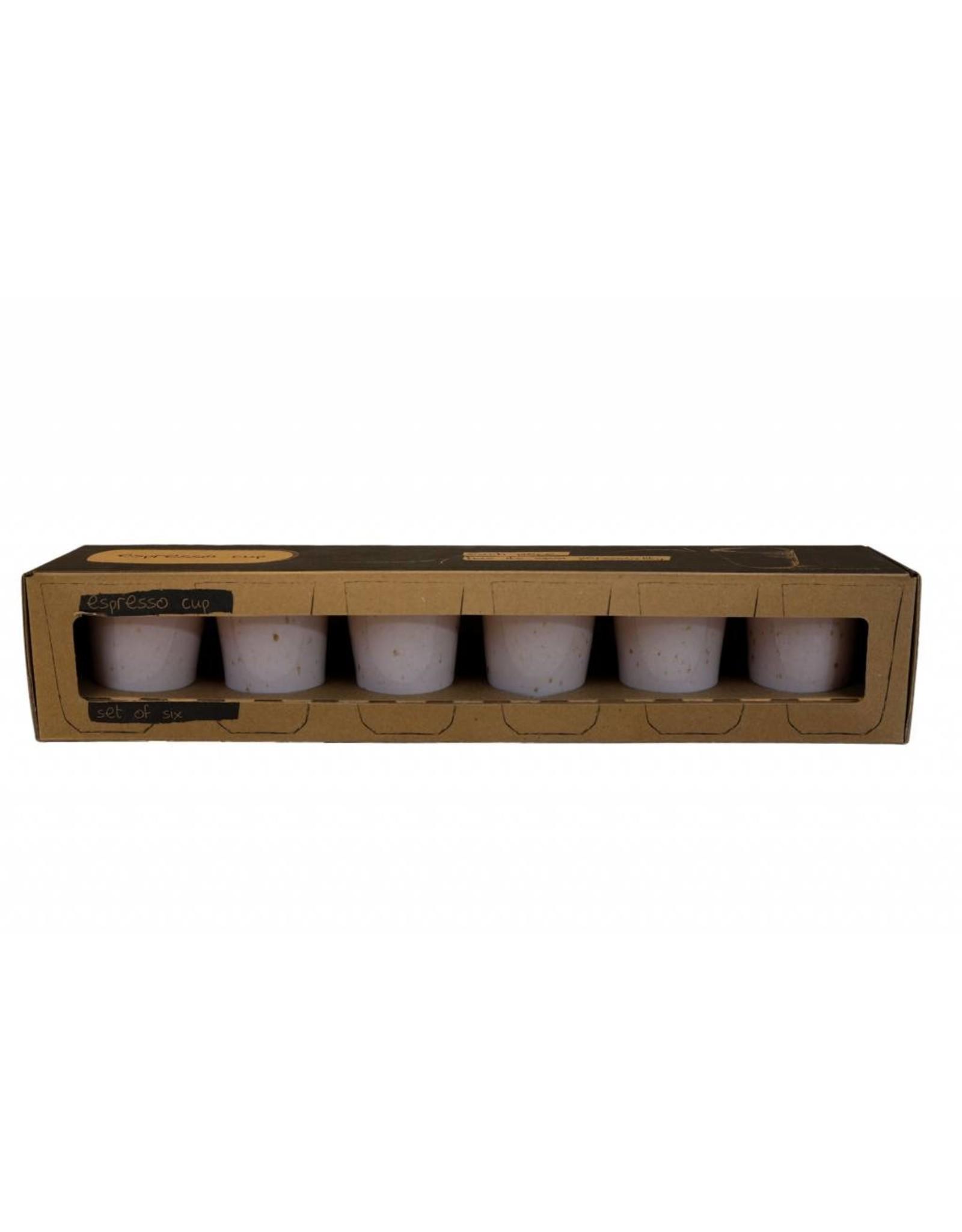 Kitchen Trend Espresso mok Stone lichtroze