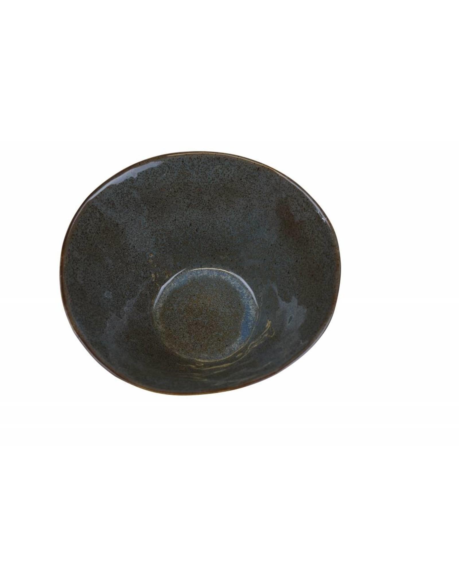 Kitchen Trend Slaschaal Stone petrol