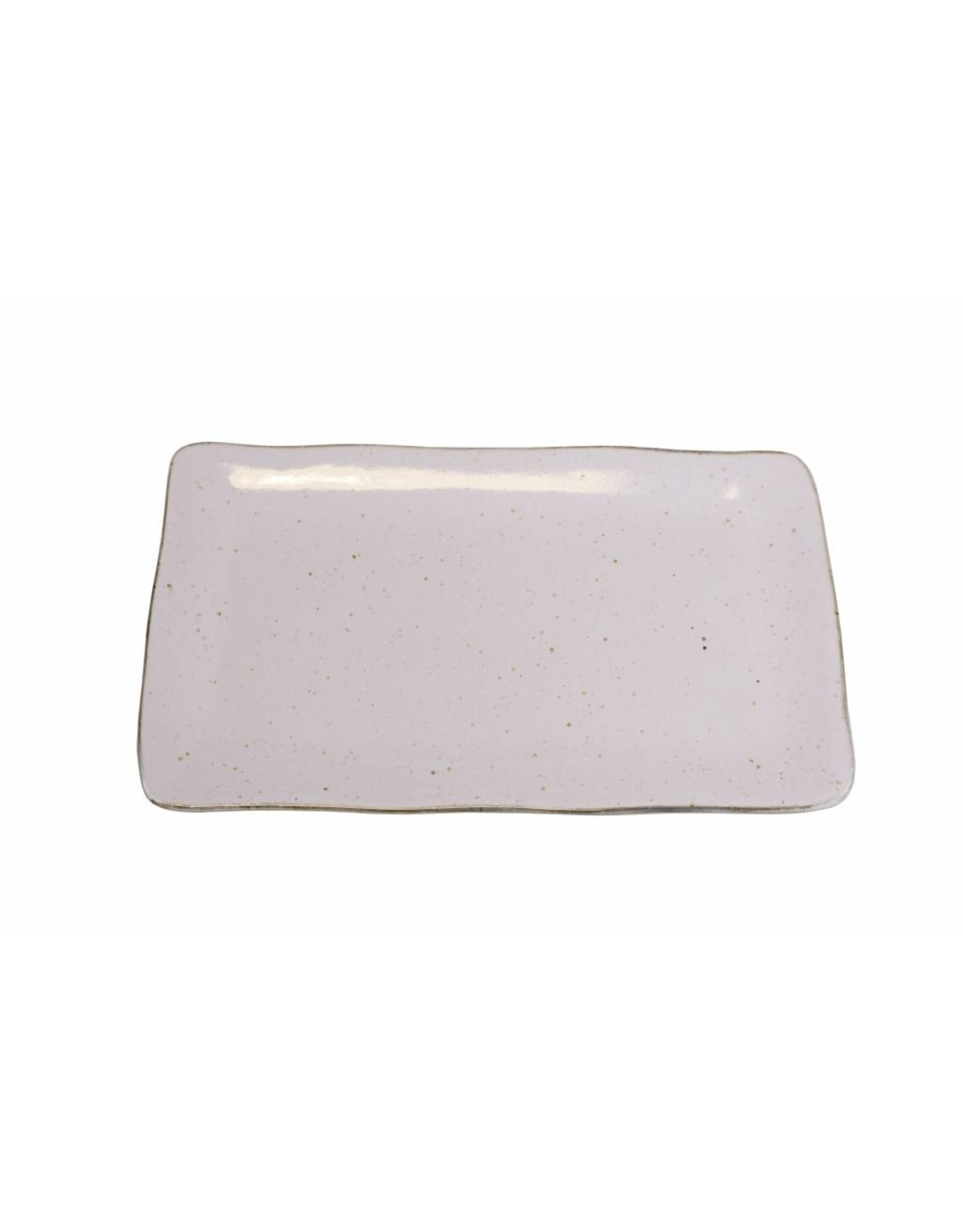 Kitchen Trend Schaal Stone rechthoek groot lichtroze