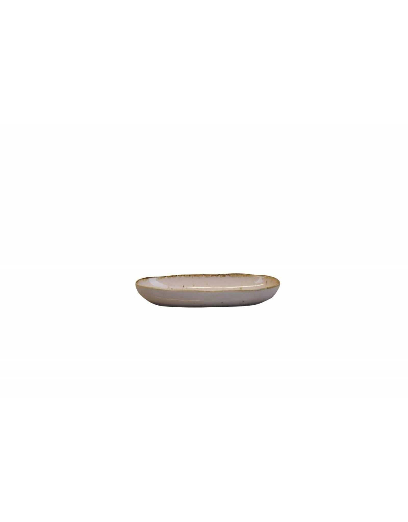 Kitchen Trend Schaal Stone ovaal mini lichtroze