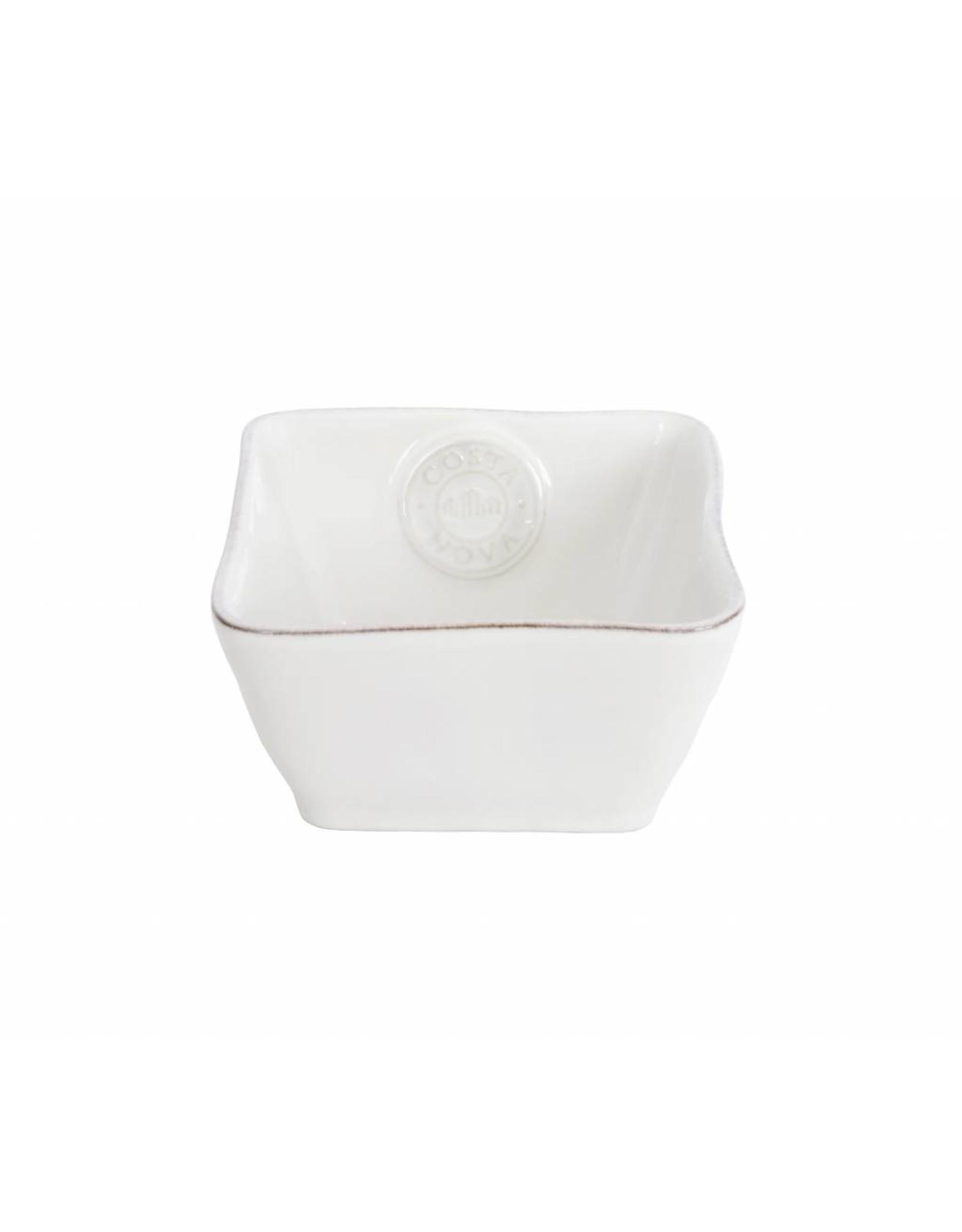 Kitchen Trend Vierkant bakje nova wit