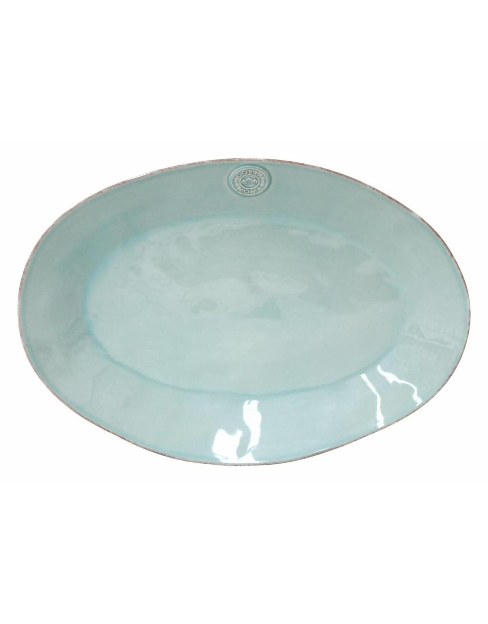 Kitchen Trend Ovale schaal Groot nova turquoise