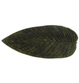Kitchen Trend Groot blad 40cm riviera donkergroen