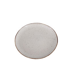Kitchen Trend Dinerbord Stone creme