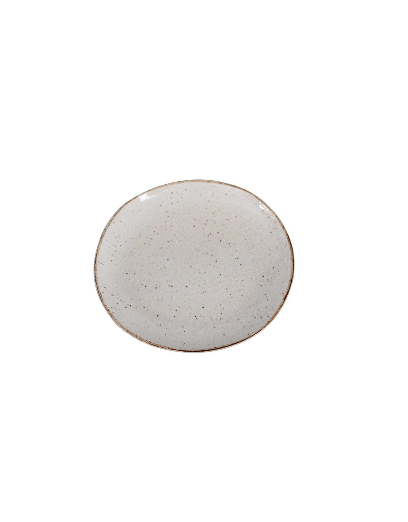 Kitchen Trend Ontbijtbord Stone creme