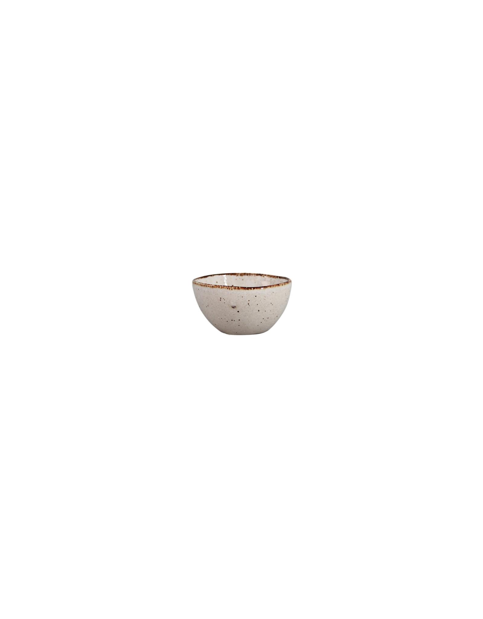 Kitchen Trend Kom mini Stone creme