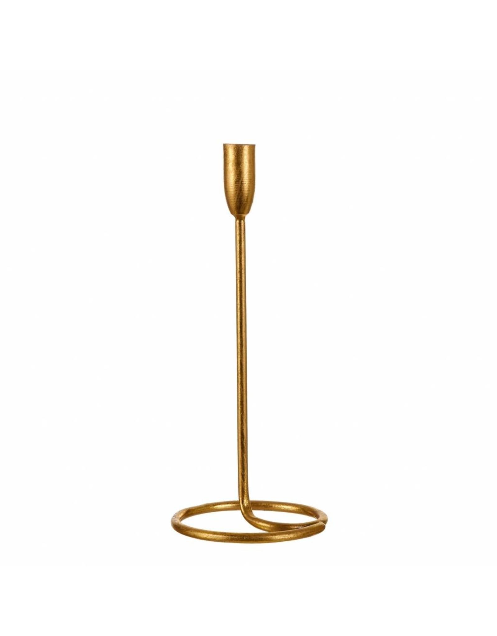 Kitchen Trend Kandelaar goud 1 arm 25x11