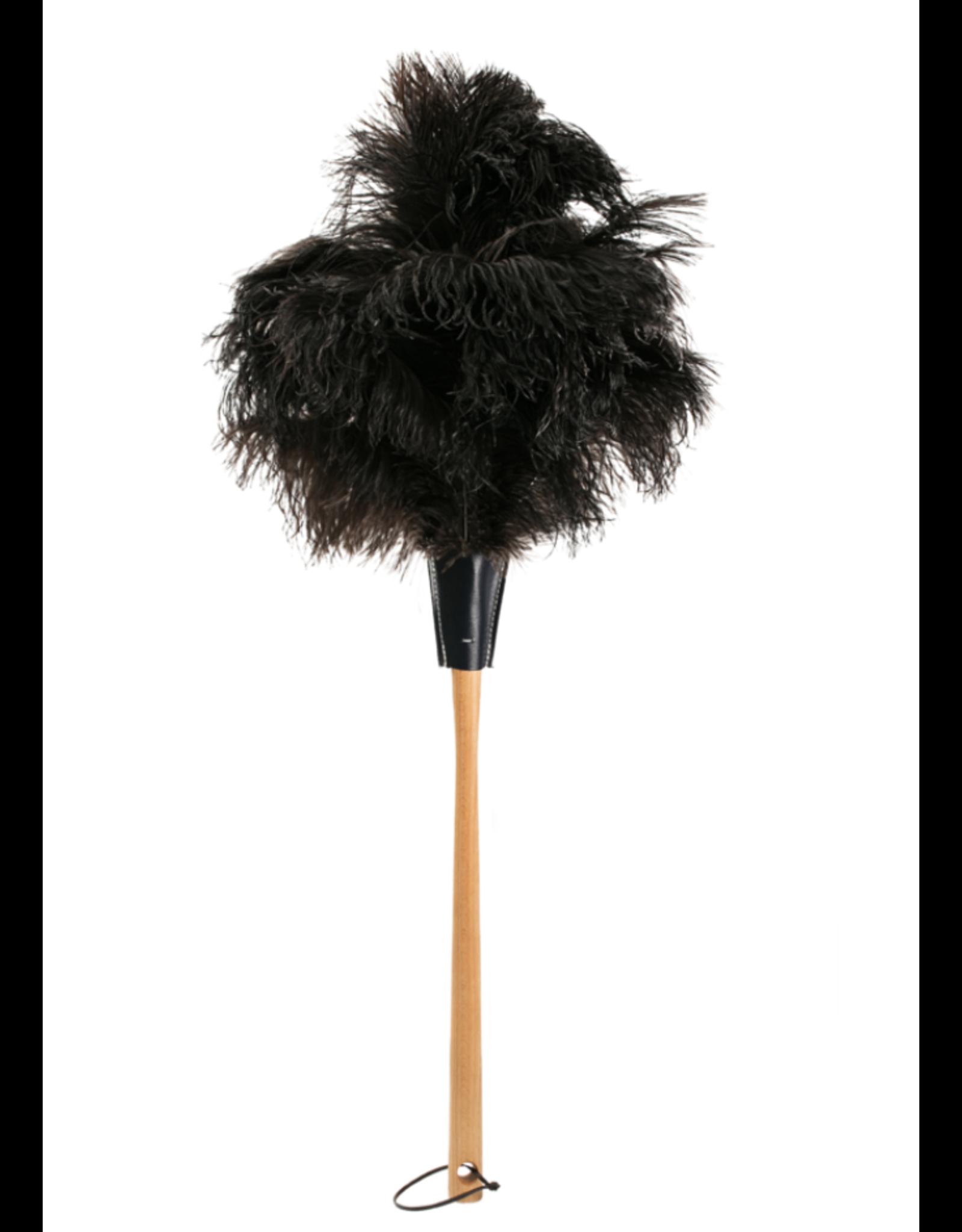 Plumeau Struisvogelveren Medium