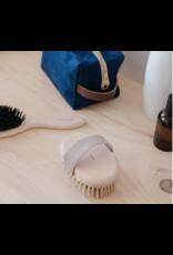 Massageborstel licht