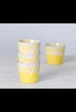 Kitchen Trend Grespresso kopje geel