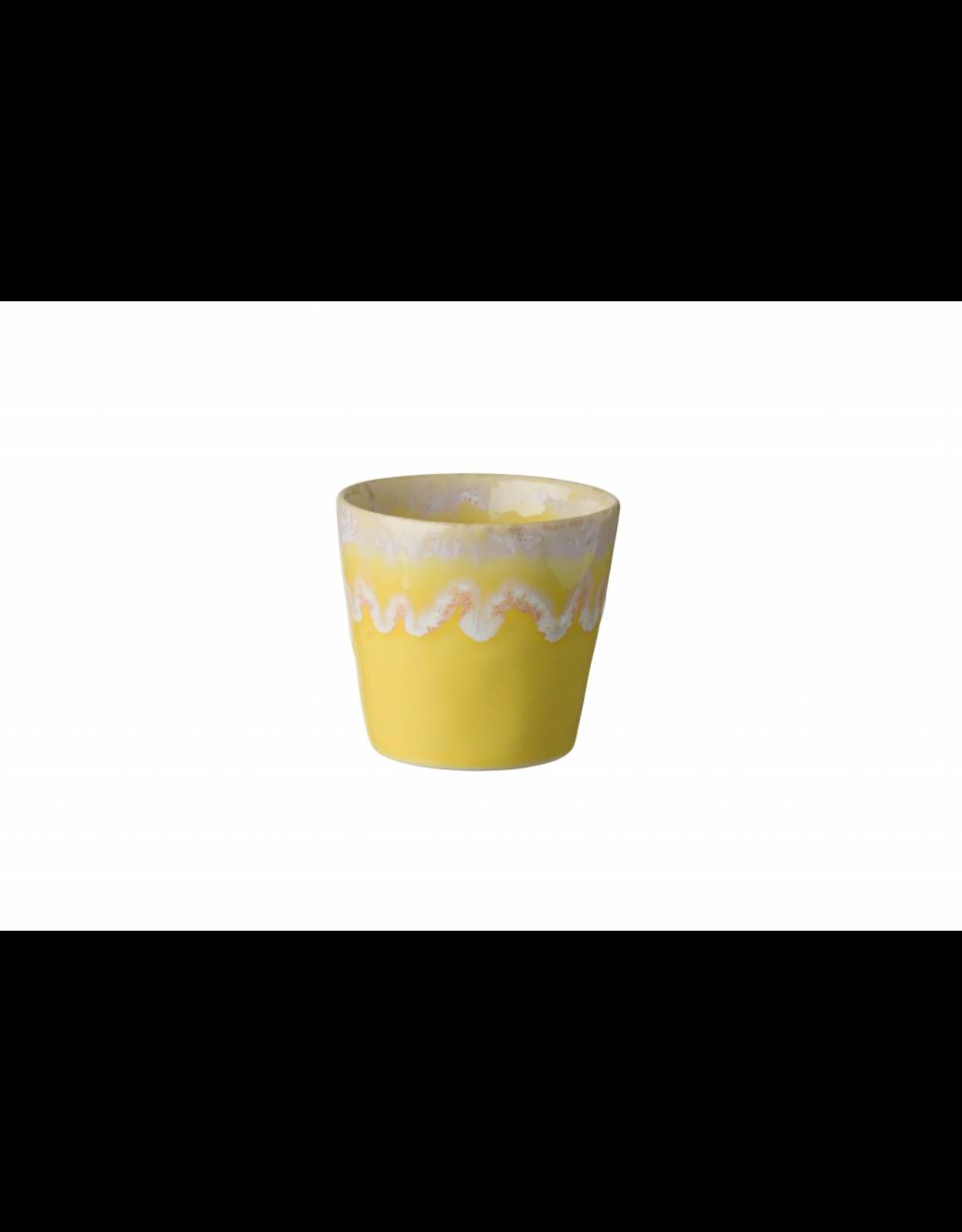Kitchen Trend Grespresso lungo kopje geel