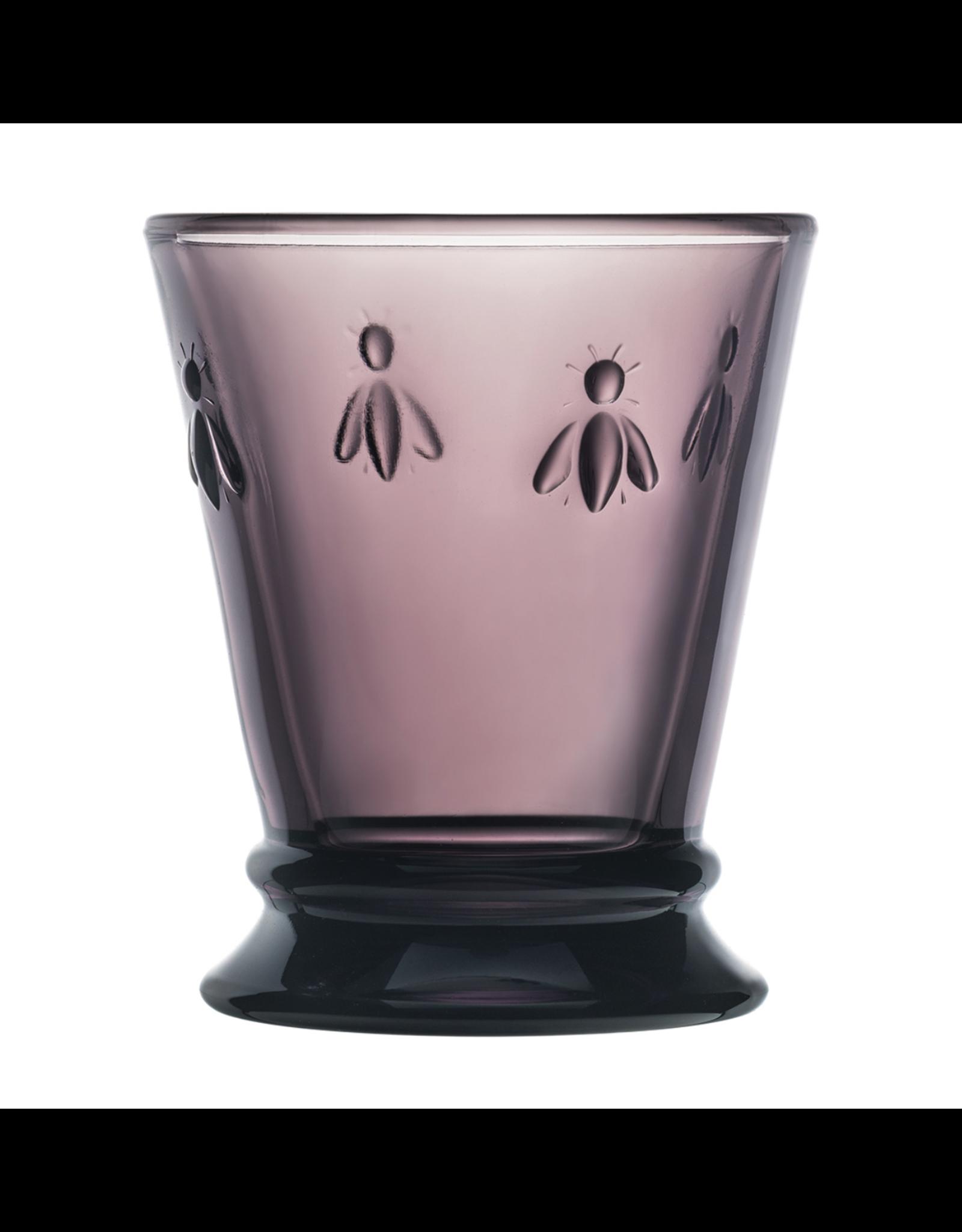 Kitchen Trend paars waterglas bee |La Rochère