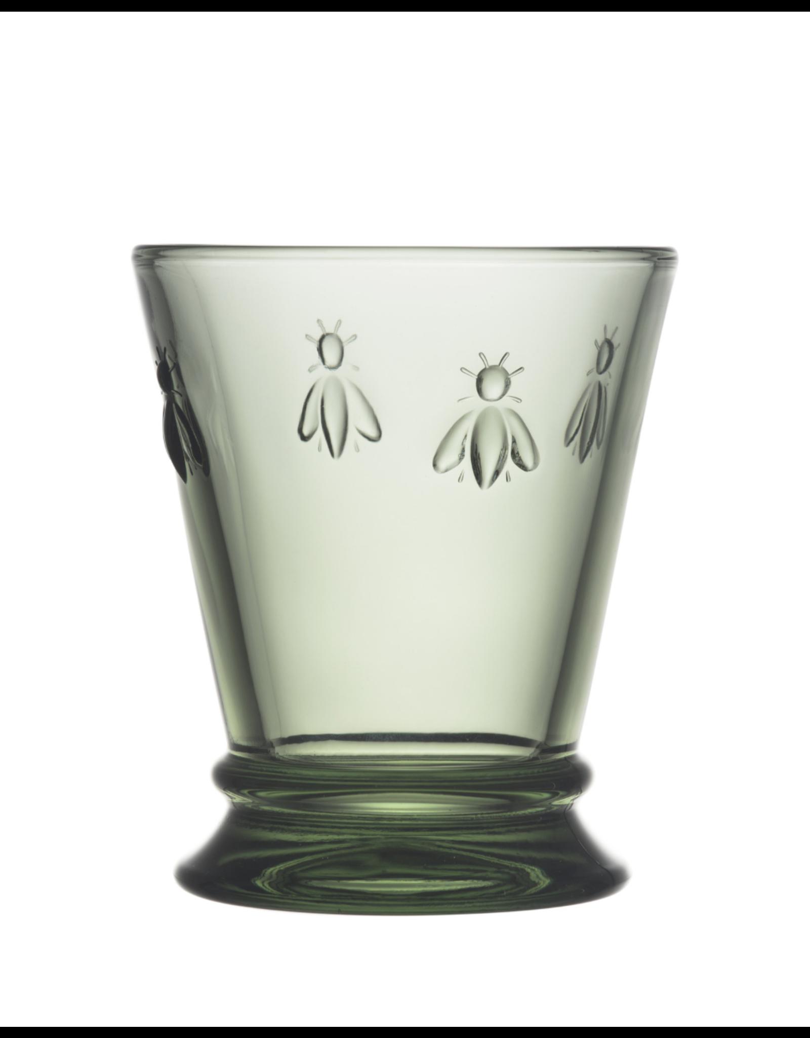 Kitchen Trend groen waterglas bee