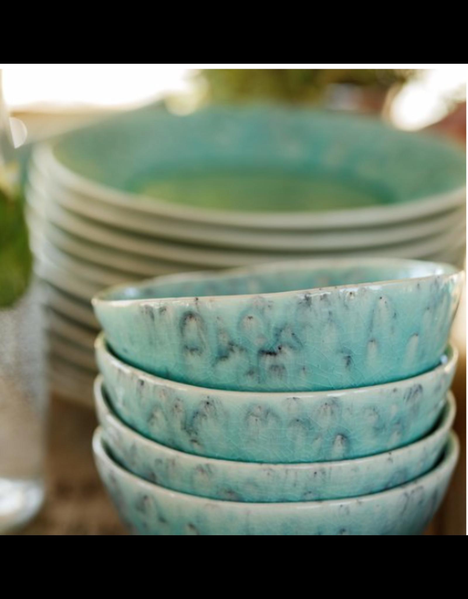 Kitchen Trend Brood bord madeira blauw