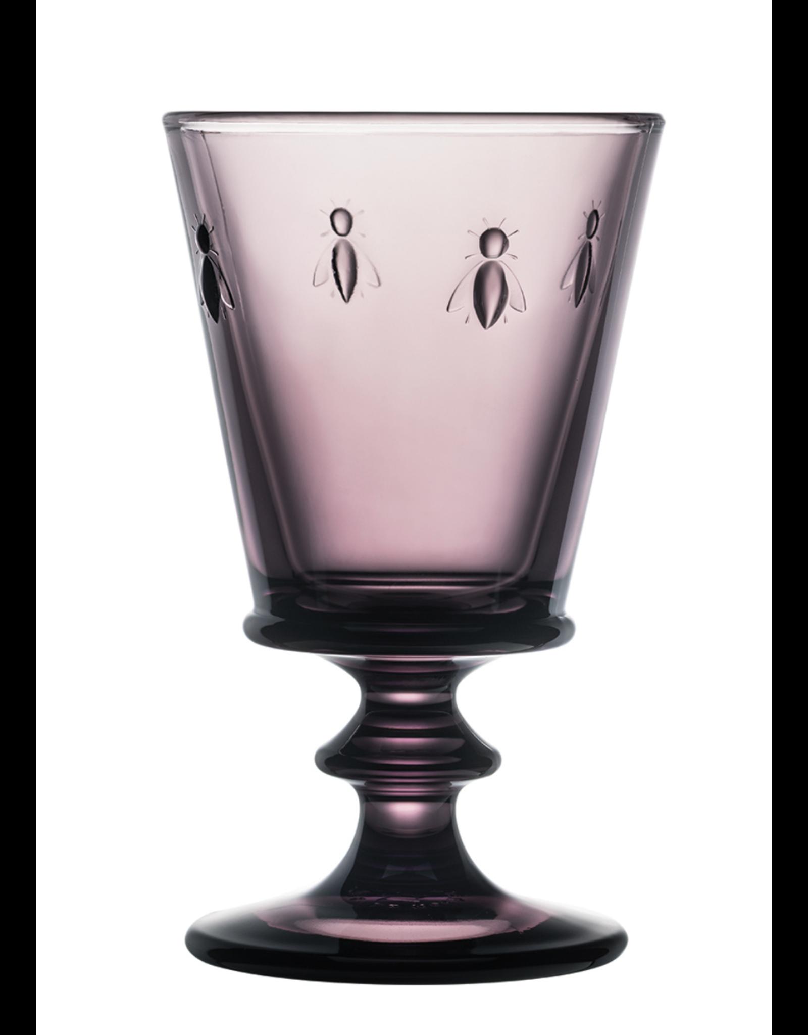 Kitchen Trend paars wijnglas bee |La Rochère