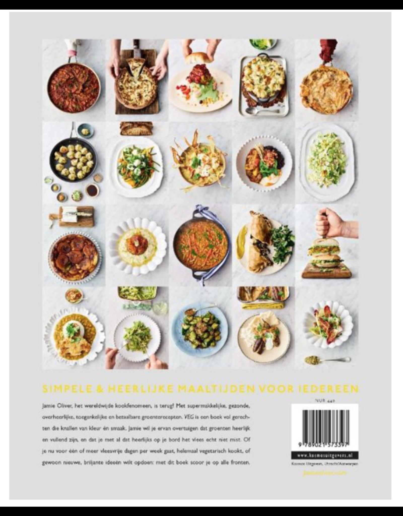 Kitchen Trend VEG | Jamie Oliver