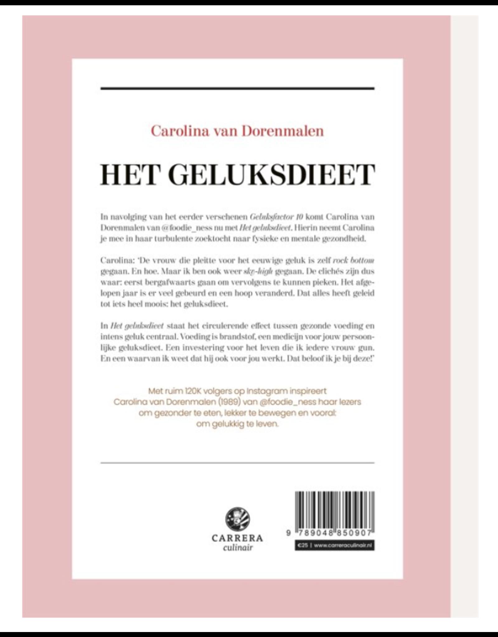 Kitchen Trend Het geluksdieet | Carolina van Dorenmalen
