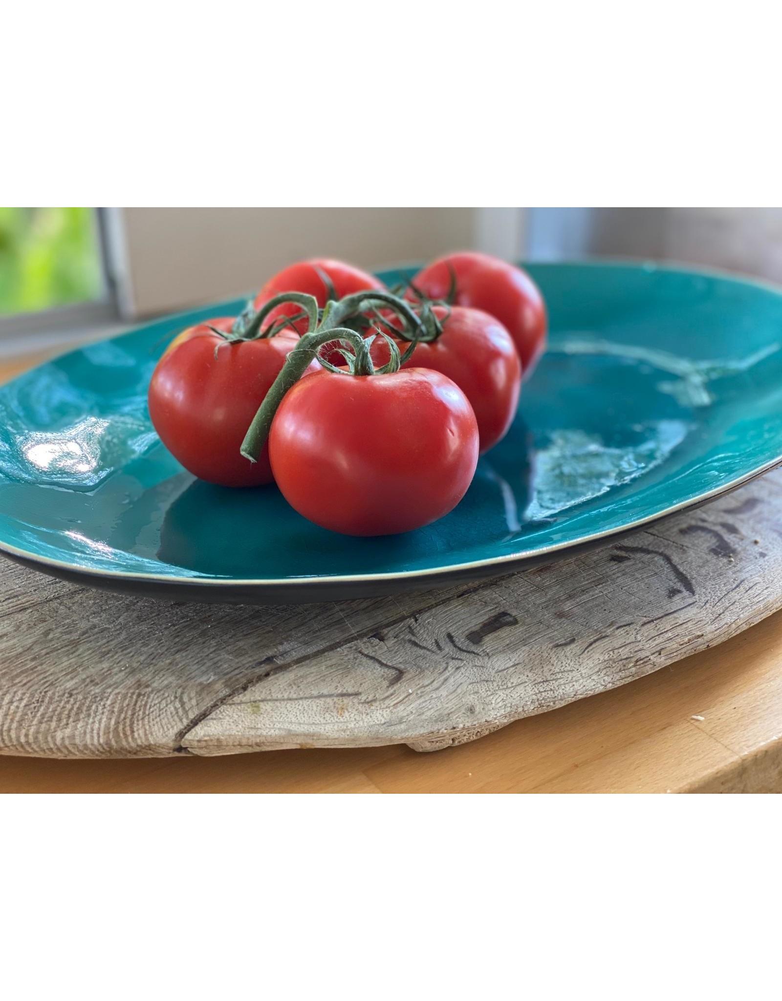 Kitchen Trend Ovale schaal 40cm riviera azur