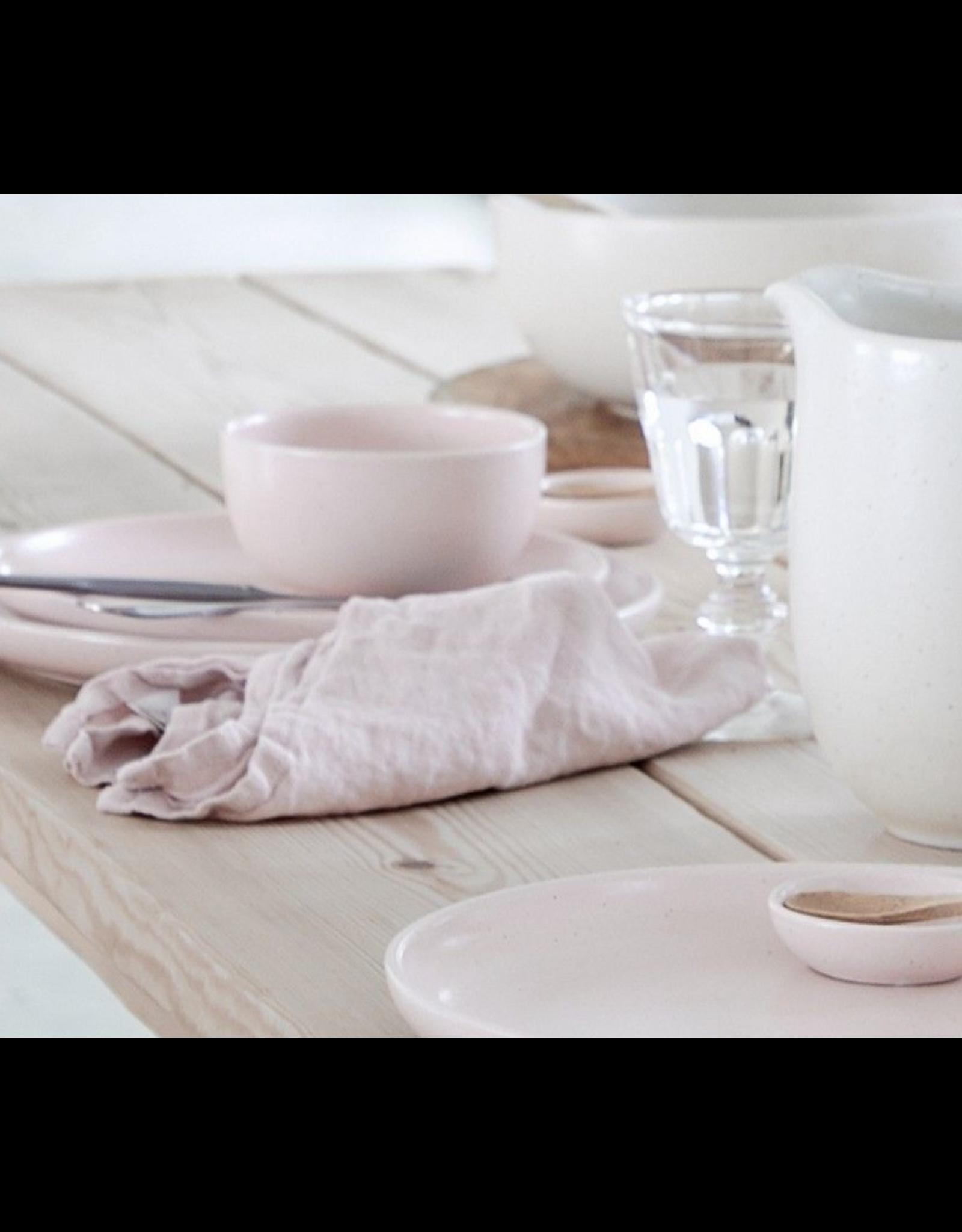Kitchen Trend Kop en schotel Pacifica roze