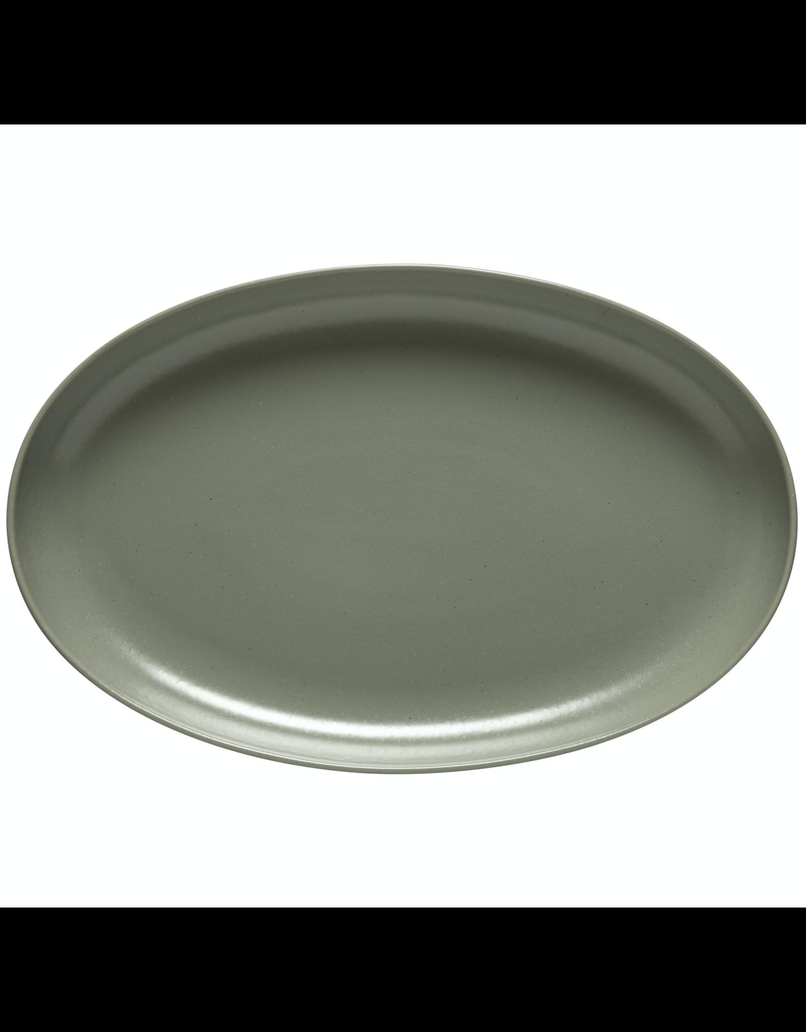 Kitchen Trend Ovale schaal 41cm Pacifica groen