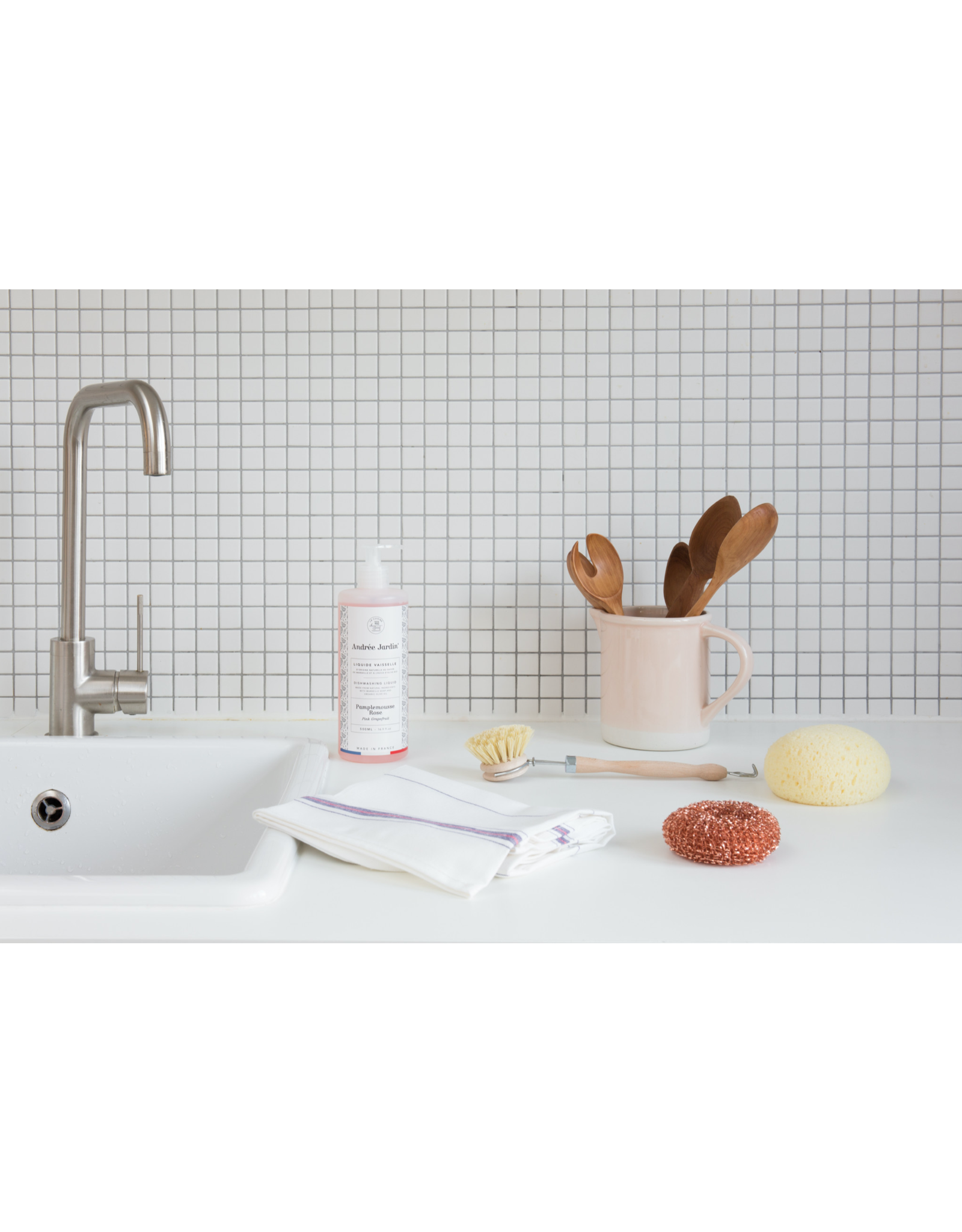 Kitchen Trend Afwas kadobox 4 stuks | Andrée Jardin