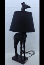 Kitchen Trend Giraf lamp staand zwart