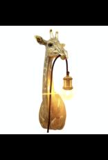 Kitchen Trend Giraf Lamp hangend goud