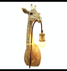 Kitchen Trend Giraffe Lamp hangend goud