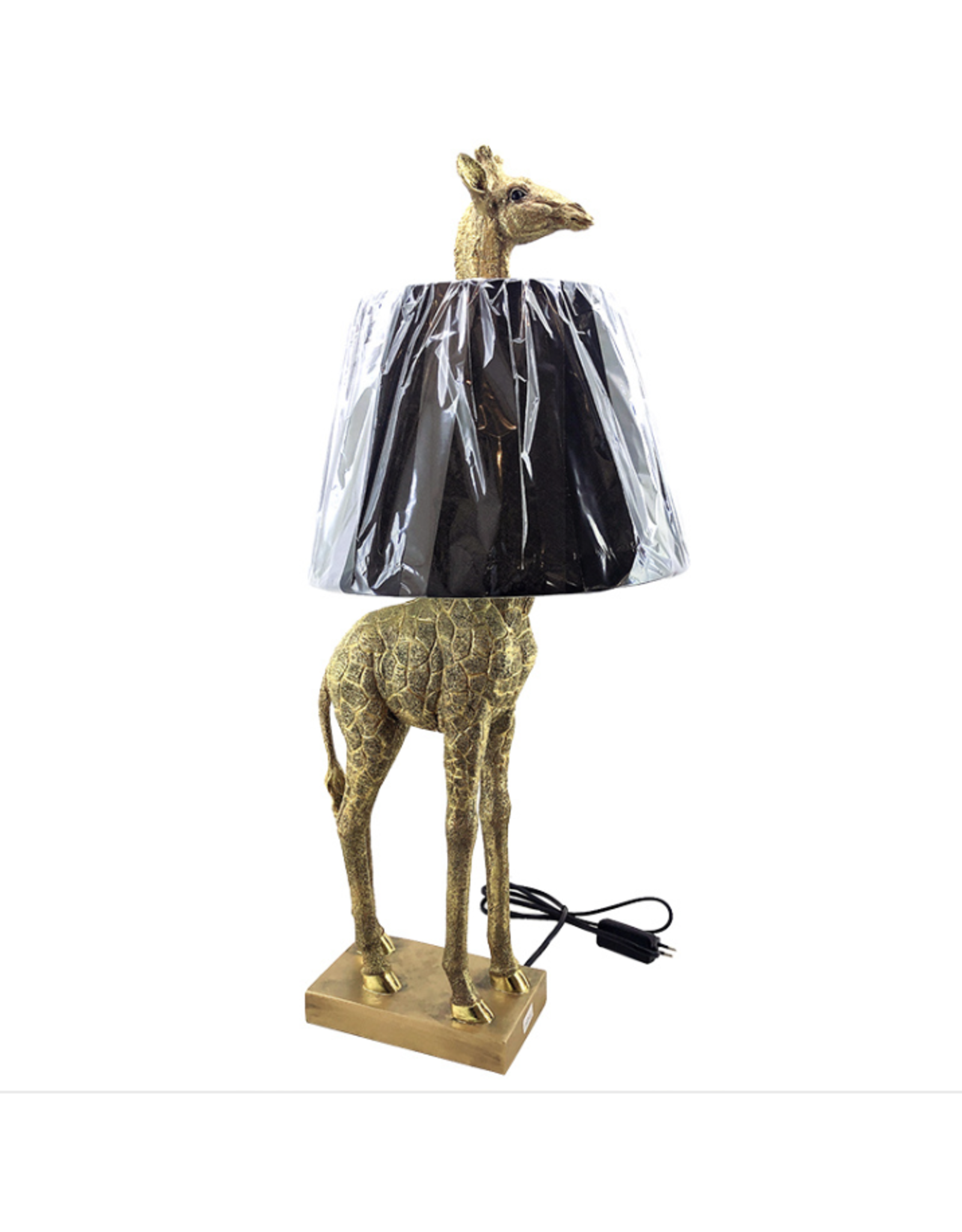 Kitchen Trend Giraf lamp staand goud