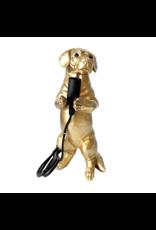 Kitchen Trend hondlamp goud