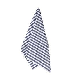 Kitchen Trend set/2 theedoeken streep blauw