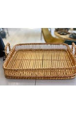 Norwich tray rechthoek bruin L45xb38xh14cm