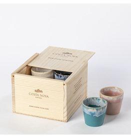 Kitchen Trend giftbox 8/st grespresso