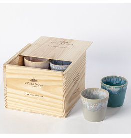 Kitchen Trend giftbox 8/st grespresso lungo