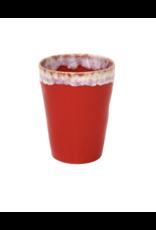 Latte grespresso rood