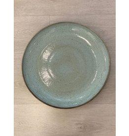 Kitchen Trend Schaal rond 35cm stone zeegroen