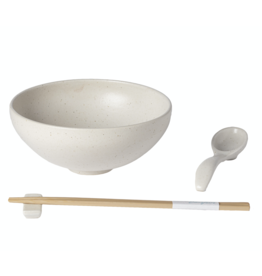 Kitchen Trend Ramen schaal set Pacifica creme