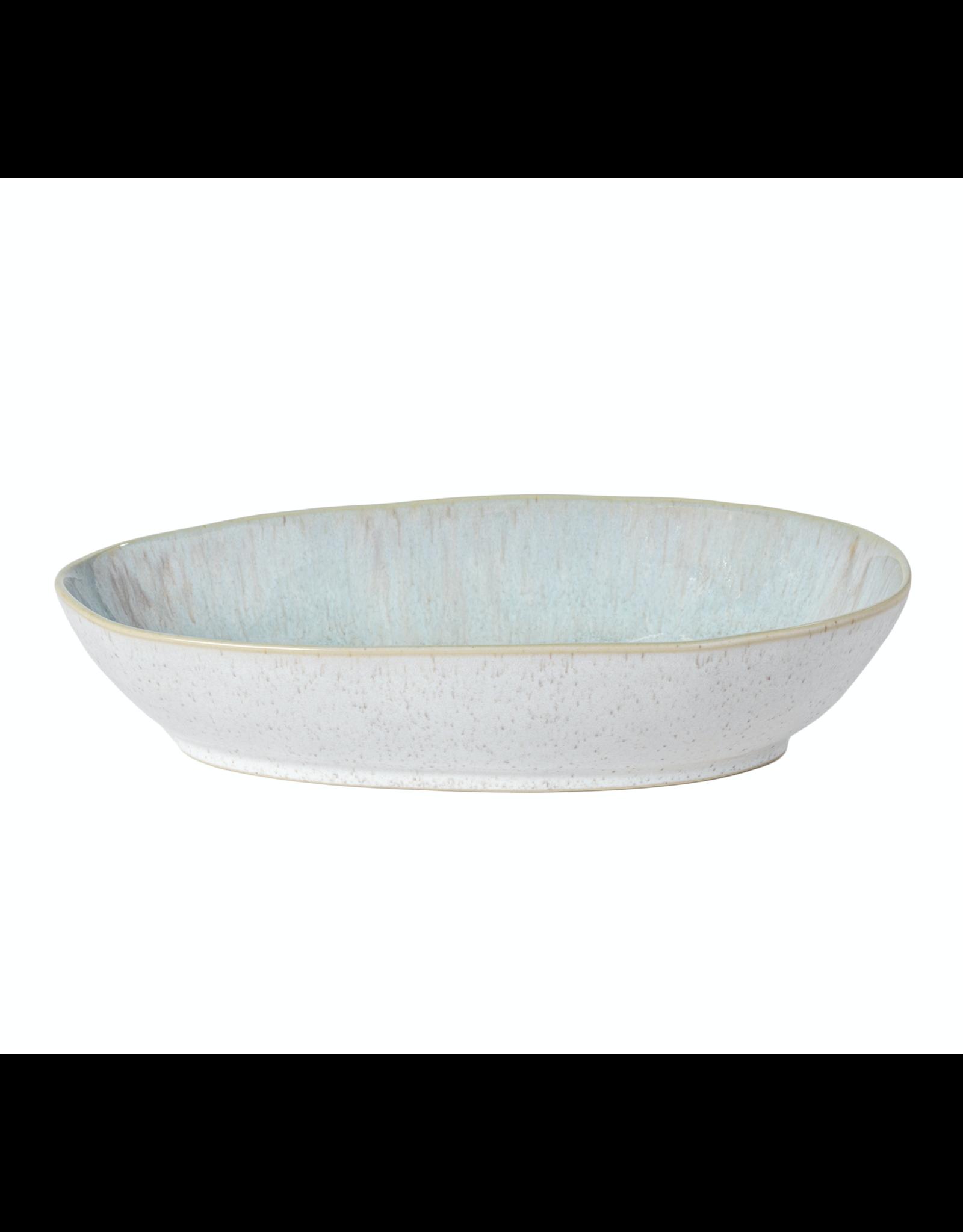 Ovale Schaal 32cm, EIVISSA, sea blue