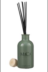 Geurstokjes glas Eccentric Jungle - h14,5xd6,5cm