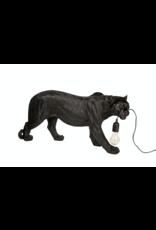 Kitchen Trend luipaard lamp zwart