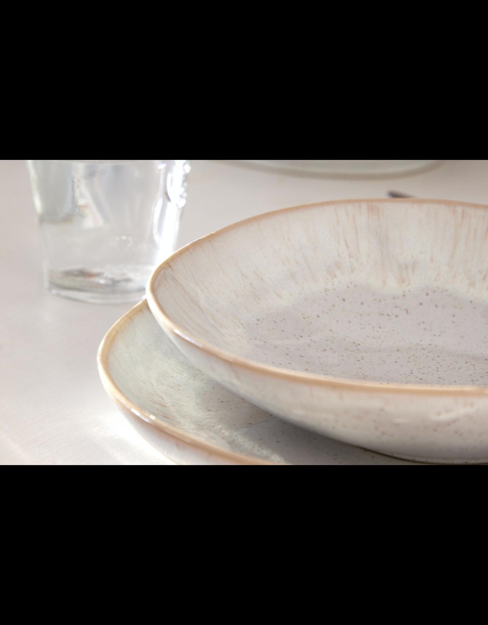 Dinner plate 28, EIVISSA, sand beige