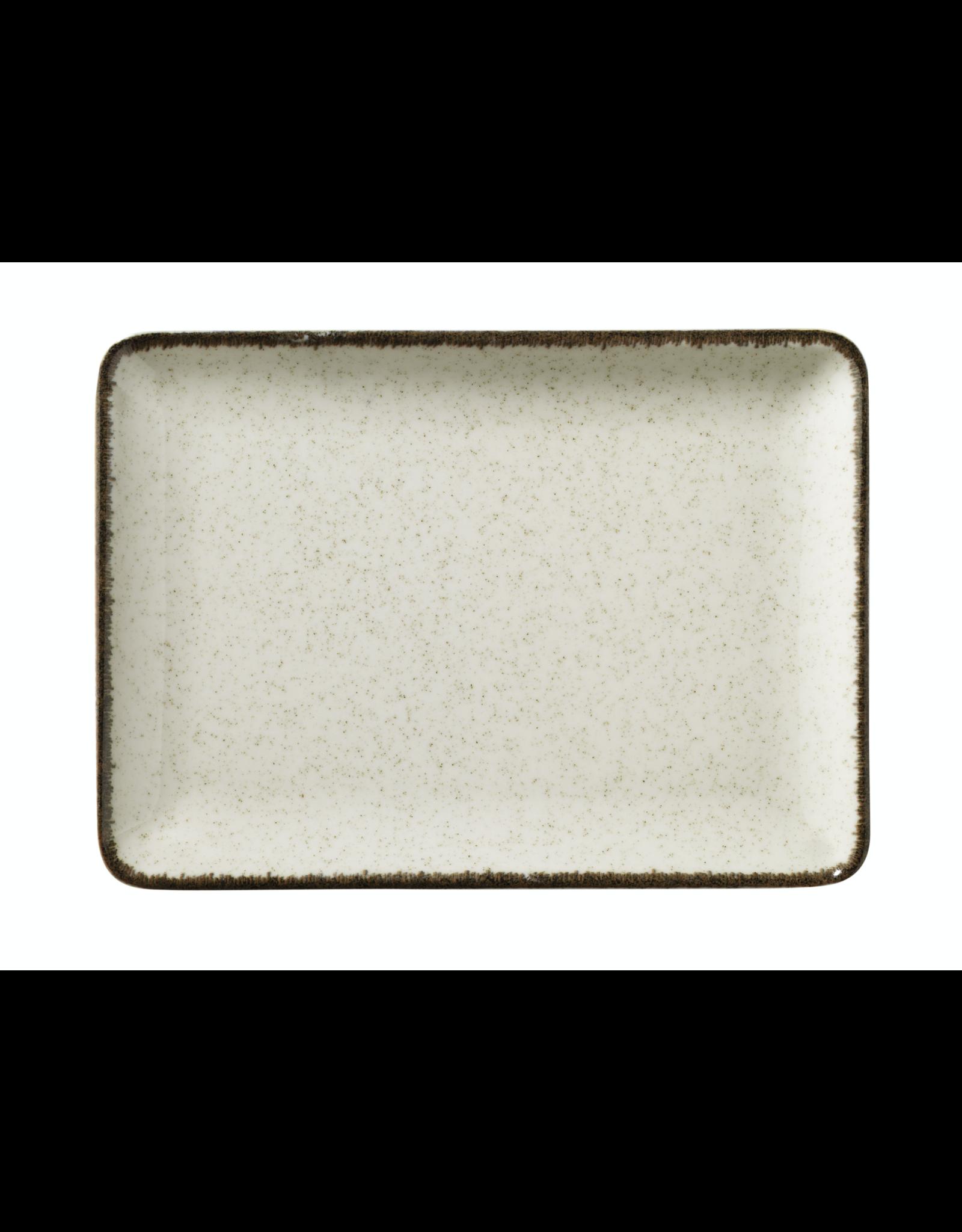 Kitchen Trend Schaal 23x17cm ocean creme