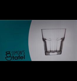 Kitchen Trend waterglas Malmo set van 4