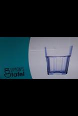 Kitchen Trend Waterglas Malmo blauw set van 4