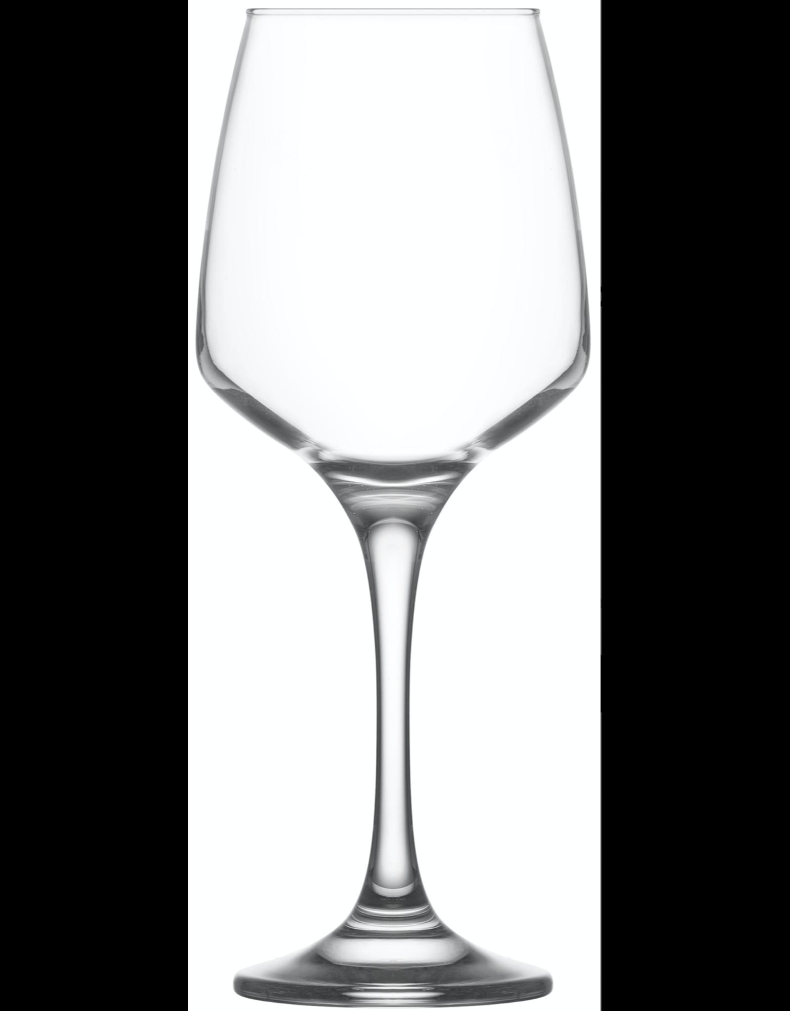 Kitchen Trend Rode wijnglas Monaco set van 4