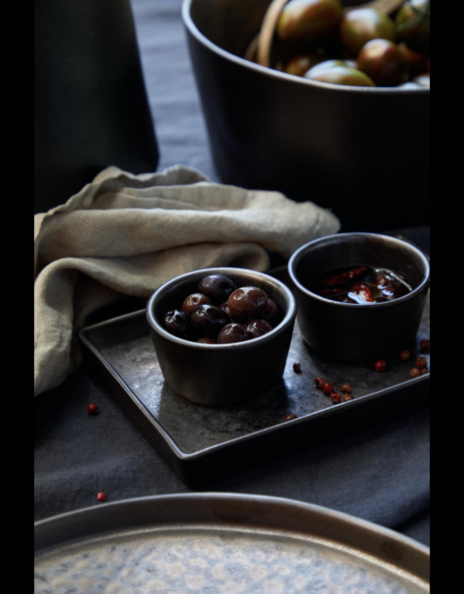 Kitchen Trend Lagoa boterbakje zwart