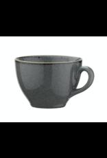 Kitchen Trend Koffiekop schotel ocean petrol